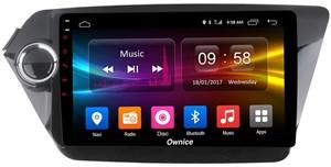CarMedia OL-9731-2D-P5-64 для Kia Rio III 2011-2017 на Android 9.0