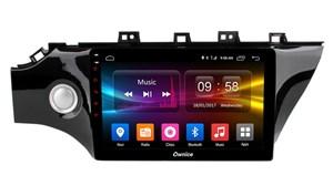 CarMedia OL-1742-2D-P6-H TESLA для Kia Rio IV X-Line 2017-2019 на Android 9.0
