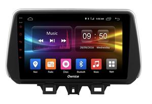 CarMedia OL-9728-1D-S9 для Hyundai Tucson III 2018-2019 на Android 8.1