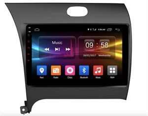 CarMedia OL-9732-2D-S9 для Kia Cerato III 2013-2018 на Android 8.1