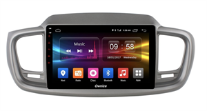 CarMedia OL-1738-2D-S9 для Kia Sorento III Prime 2015-2020 на Android 8.1