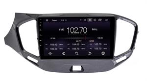 CarMedia OL-9061-2D-S9 для LADA Vesta 2015-2021 на Android 8.1