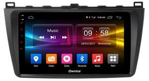 CarMedia OL-9506-2D-P5-64 для Mazda 6 (GH) 2007-2012 на Android 9.0
