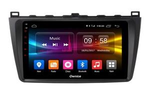 CarMedia OL-9506-2D-P6-H TESLA для Mazda 6 (GH) 2007-2012 на Android 9.0