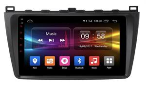 CarMedia OL-9506-2D-S9 для Mazda 6 (GH) 2007-2012 на Android 8.1