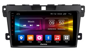 CarMedia OL-9509-2D-P6-H TESLA для Mazda CX-7 I 2006-2012 на Android 9.0