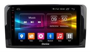 CarMedia OL-9950-1D-P5-64 для Mercedes GL-klasse (X164), ML-klasse (W164) 2005-2012 на Android 9.0