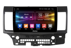 CarMedia OL-1632-2D-P5-64 для Mitsubishi Lancer 2007-2017 на Android 9.0