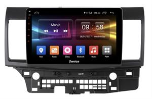 CarMedia OL-1632-2D-S9 для Mitsubishi Lancer 2007-2017 на Android 8.1