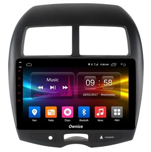 CarMedia OL-1631-2D-P5-64 для Peugeot 4008 2012-2018 на Android 9.0