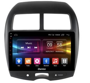 CarMedia OL-1631-2D-S9 для Citroen C4 AirCross 2012-2017 на Android 8.1