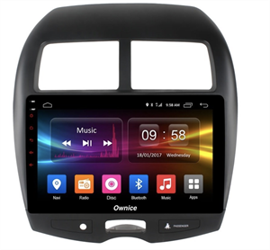 CarMedia OL-1631-2D-S9 для Peugeot 4008 2012-2018 на Android 8.1