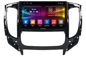 CarMedia OL-9567-2D-P5-64 для Mitsubishi Pajero Sport III, L200 V 2015-2019 на Android 9.0