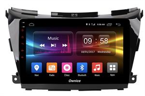 CarMedia OL-1663-2D-P6-H TESLA для Nissan Murano III (Z52) 2015-2021 на Android 9.0