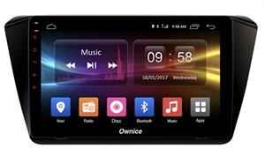 CarMedia OL-1917-2D-S9 для Skoda Superb III 2015-2018 на Android 8.1