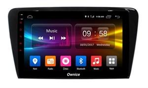 CarMedia OL-1916-2D-P5-64 для Skoda Octavia III (A7) 2013-2018 на Android 9.0