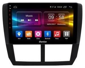 CarMedia OL-9512-2D-P5-64 для Subaru Forester III 2008-2013, Impreza III 2007-2013 на Android 9.0