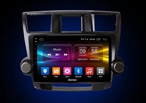 CarMedia OL-1616-2D-P6-H TESLA для Toyota Highlander (U40) 2007-2013 на Android 9.0
