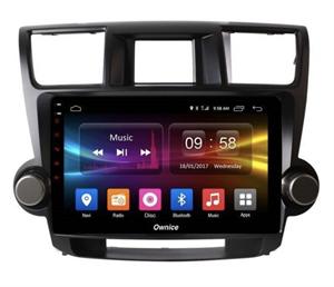 CarMedia OL-1616-2D-S9 для Toyota Highlander (U40) 2007-2013 на Android 8.1