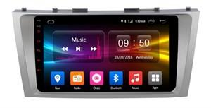 CarMedia OL-9606-2D-P6-H TESLA для Toyota Camry V40 2006-2011 на Android 9.0