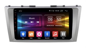 CarMedia OL-9606-2D-S9 для Toyota Camry V40 2006-2011 на Android 8.1