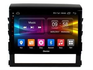 CarMedia OL-9618-2D-P5-64 для Toyota LC 200 2015-2019 на Android 9.0