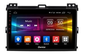 CarMedia OL-9696-2D-P5-64 для Toyota LC Prado 120 2002-2009 на Android 9.0