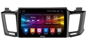CarMedia OL-1610-2D-P6-H TESLA для Toyota RAV4 (CA40) 2013-2019 на Android 9.0