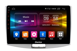 CarMedia OL-1901-1D-P6-H TESLA для Volkswagen Passat CC 2011-2017, Passat B7 2011-2015 на Android 9.0