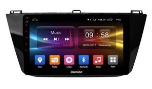 CarMedia OL-1913-2D-S9 для Volkswagen Tiguan 2016-2017 на Android 8.1