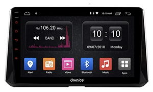 CarMedia OL-1697-1D-MTK для Toyota Corolla XII 2019 - 2020 на Android  6.0