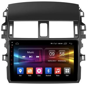 CarMedia OL-9605-2D-S9 для Toyota Corolla X 2006-2013 на Android 8.1