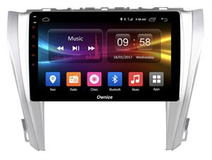 CarMedia OL-1608-2D-P6 для Toyota Camry V55 2014-2018 на Android 9.0