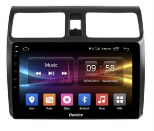 CarMedia OL-1622-2D-P6-H TESLA для Suzuki Swift IV 2011-2017 на Android 9.0