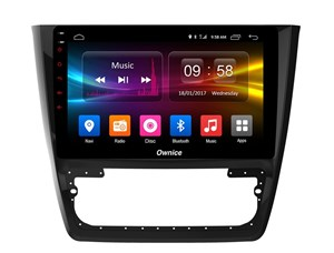 CarMedia OL-1919-2D-P6-H TESLA для Skoda Yeti I 2009-2017 на Android 9.0