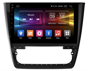 CarMedia OL-1919-2D-S9 для Skoda Yeti I 2009-2017 на Android 8.1