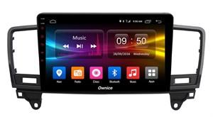 CarMedia OL-9986-1D-P6-H TESLA для Mercedes Benz ML (W166) 2011-2015, GL (X166) 2012-2016 на Android 9.0