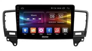 CarMedia OL-9986-1D-MTK для Mercedes Benz ML (W166) 2011-2015, GL (X166) 2012-2016 на Android  6.0