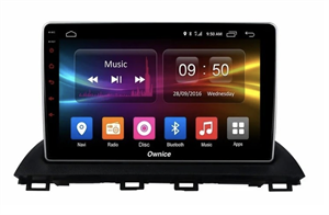 CarMedia OL-1502-1D-MTK для Mazda 3 III 2013-2018 на Android 6.0