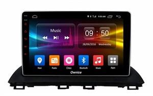 CarMedia OL-1502-1D-P6-H TESLA для Mazda 3 III 2013-2018 на Android 9.0