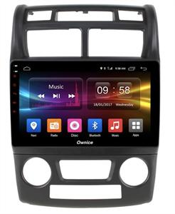 CarMedia OL-9734-2D-P6-H TESLA для Kia Sportage II 2004-2010 на Android 9.0
