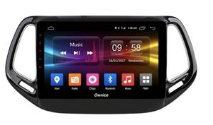 CarMedia OL-1255-2D-P5-64 для Jeep Compass II 2017-2021 на Android 9.0