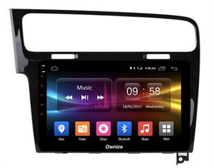 CarMedia OL-1907-2D-P5-32 для Volkswagen GOLF 7 2013-2019 на Android 9.0