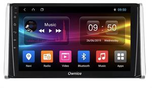 CarMedia OL-1684-1D-P6-H TESLA для TOYOTA RAV 4 (XA50) 2018-2020 на Android 10.0