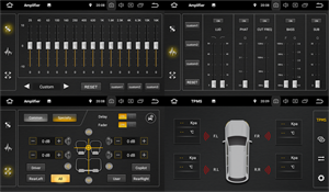 CarMedia OL-1695-2D-P6-H TESLA для TOYOTA CAMRY V70 2018-2021 на Android 10.0