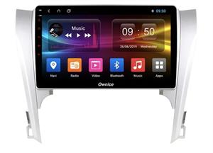 CarMedia OL-1607-2D-P5-64 для TOYOTA Camry 2011-2014 (V50) на Android 9.0