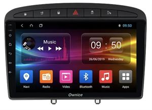 CarMedia OL-9961-2D-P5-64 для Peugeot 308 I 2007-2015, 408 2012-2017 на Android 9.0