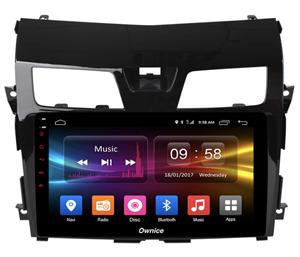CarMedia OL-1665-2D-MTK для NISSAN Teana III 2014-2017 на Android 6.0