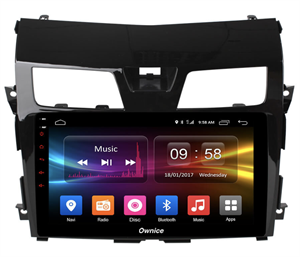 CarMedia OL-1665-2D-S9 для NISSAN Teana III 2014-2017 на Android 8.1