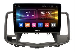 CarMedia OL-1669-2D-MTK для NISSAN Teana II 2008-2013 на Android 6.0